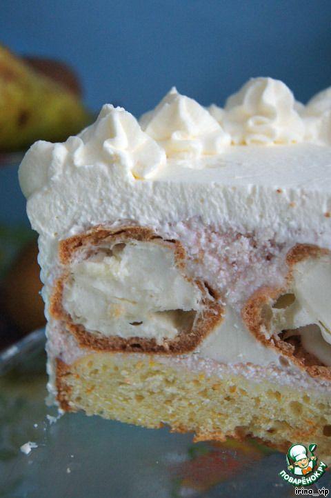 """Торт """"Поздравляем!"""" - кулинарный рецепт"""