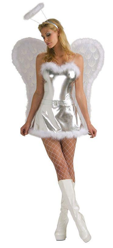 Christmas Angel Costume Womens Sexy Angel HalloweenCostumes4u.com $52.95 - Christmas Angel Costume Womens Sexy Angel HalloweenCostumes4u.com