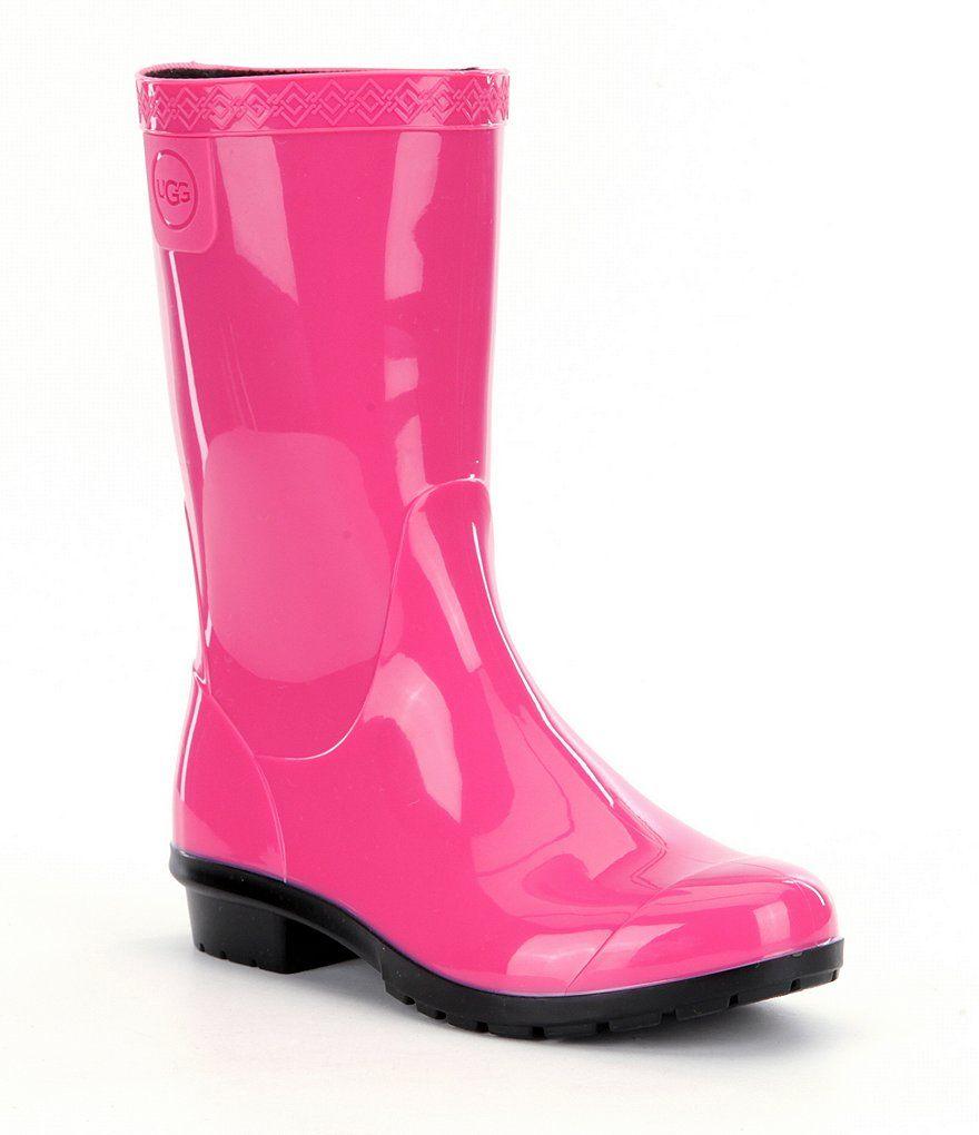 2ebc7b262f1 UGG® Girls  Raana Rain boots