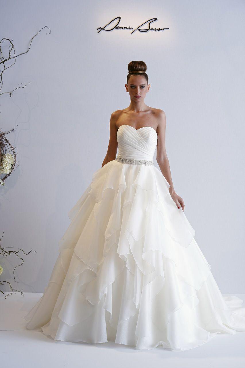 Wedding Gown Gallery   Dennis basso, Tea length dresses and Tea length
