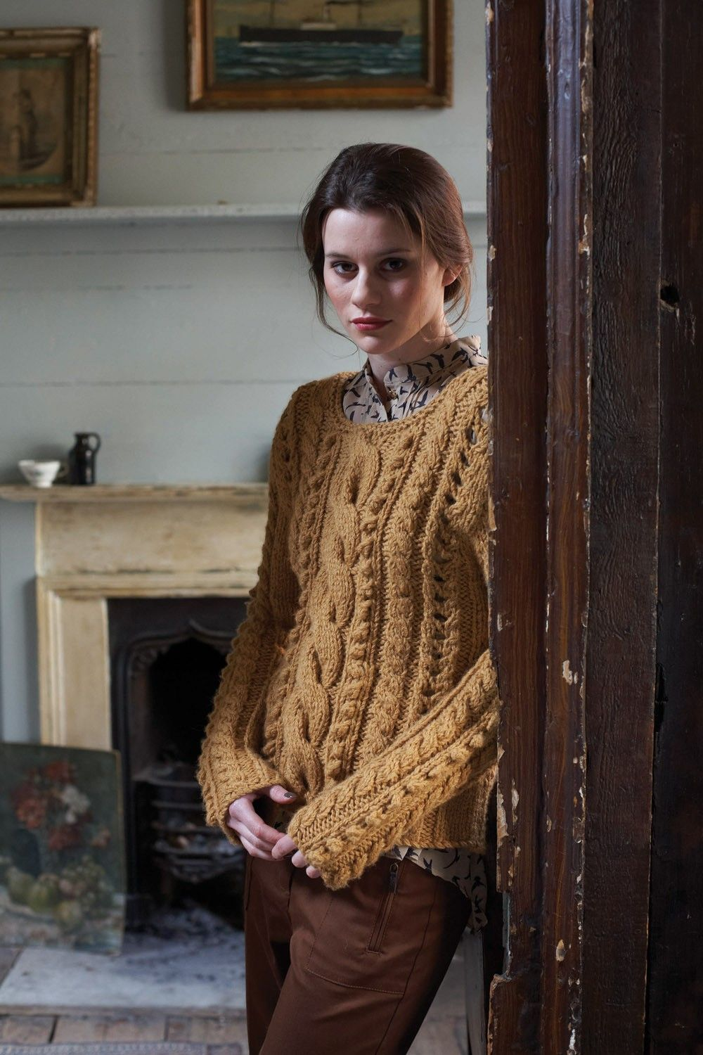 Debbie Bliss Patterns - Paloma @ Knit One Purl One | Knitting ...