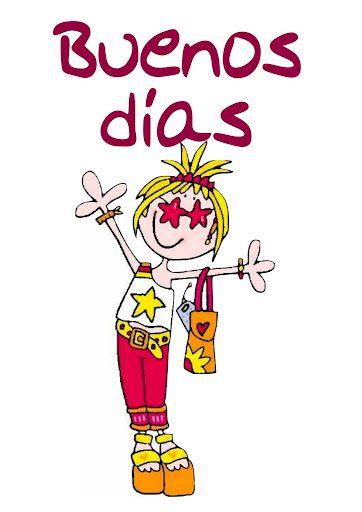 Cartel Para Imprimir De Buenos Dias Good Morning Funny Good Day Quotes Good Morning Picture