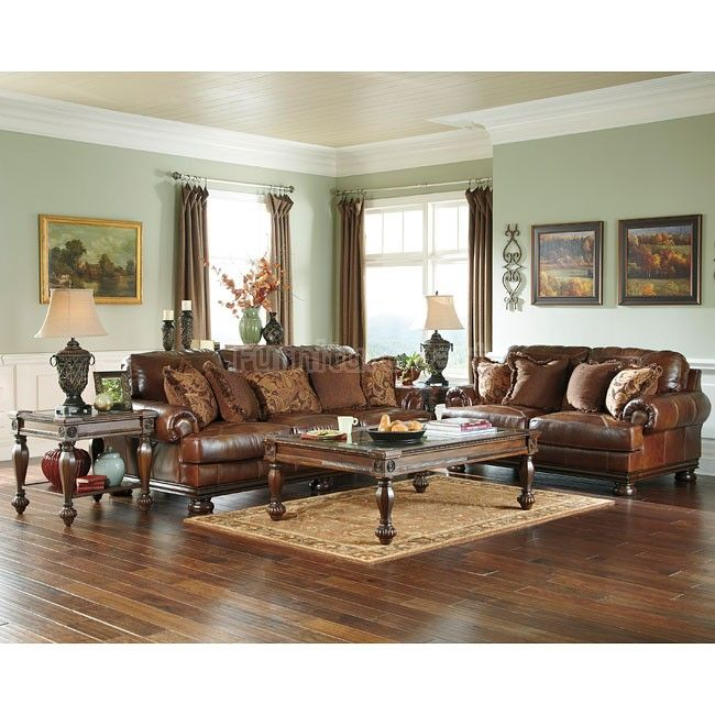 11 Tuscan Transitional Living Room Ideasinterior Design: Hutcherson Harness Living Room Set