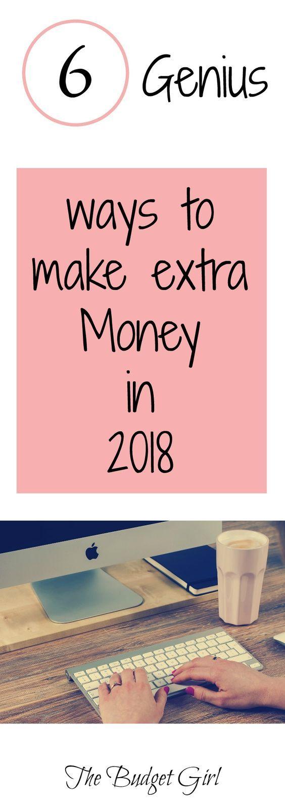 How to Make Money Online #geniusmomtricks