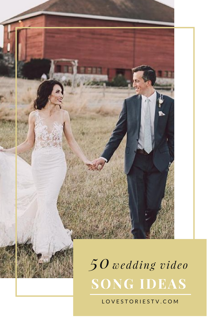 Wedding Video Songs.50 Song Ideas For Your Wedding Video These Are The Most Popular
