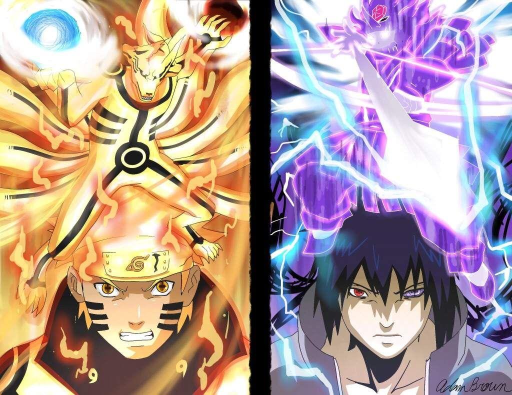 Naruto And Sasuke Clash Wallpapers Andriblog001 Naruto Vs Sasuke Naruto And Sasuke Naruto Shippuden Anime Anime sasuke and naruto wallpaper