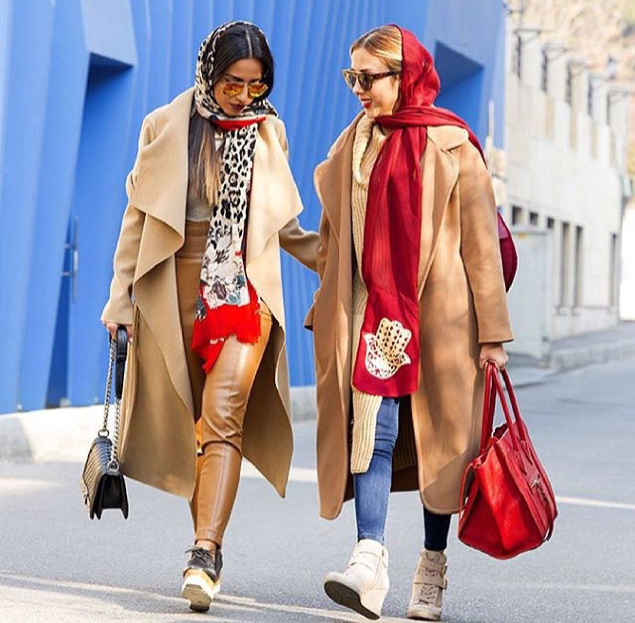 Iranian women welcome the new fashion | IRAN This Way