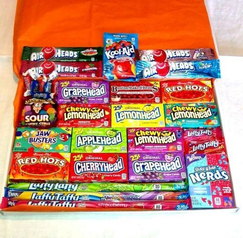 American #sweets gift box usa candy selection h&er birthday #wonka #nerds large  sc 1 st  Pinterest & American #sweets gift box usa candy selection hamper birthday ... Aboutintivar.Com