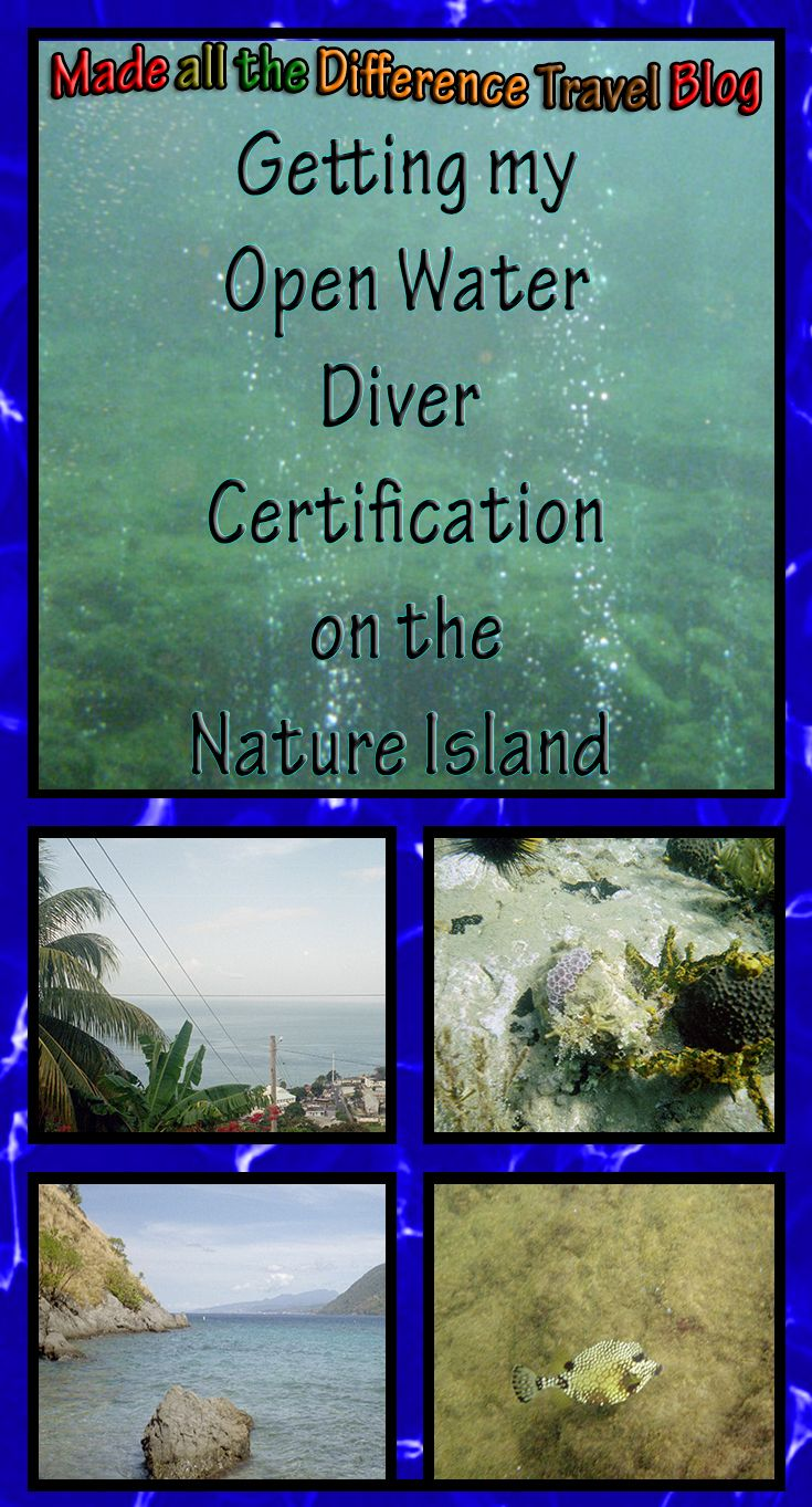 Discover how i got my scuba certification on the nature island discover how i got my scuba certification on the nature island dominica 1betcityfo Images