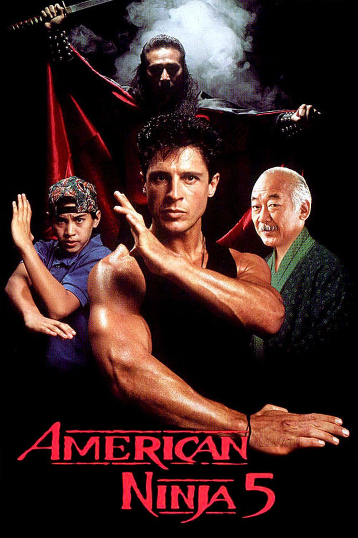 American Ninja 5 With Images Ninja Movies Movie Covers Movies