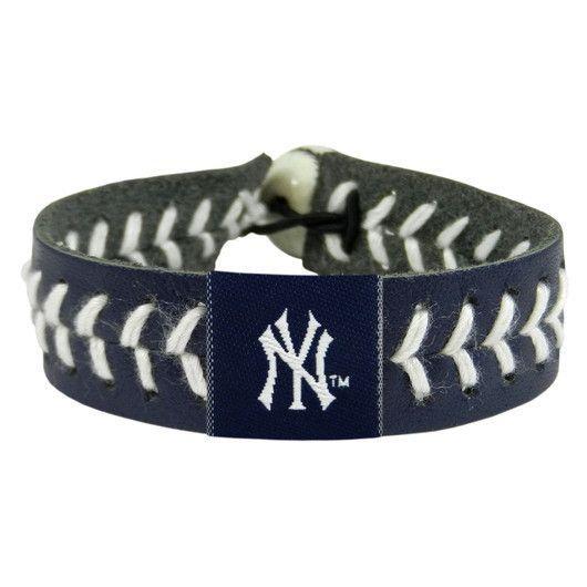 New York Yankees Bracelet Leather