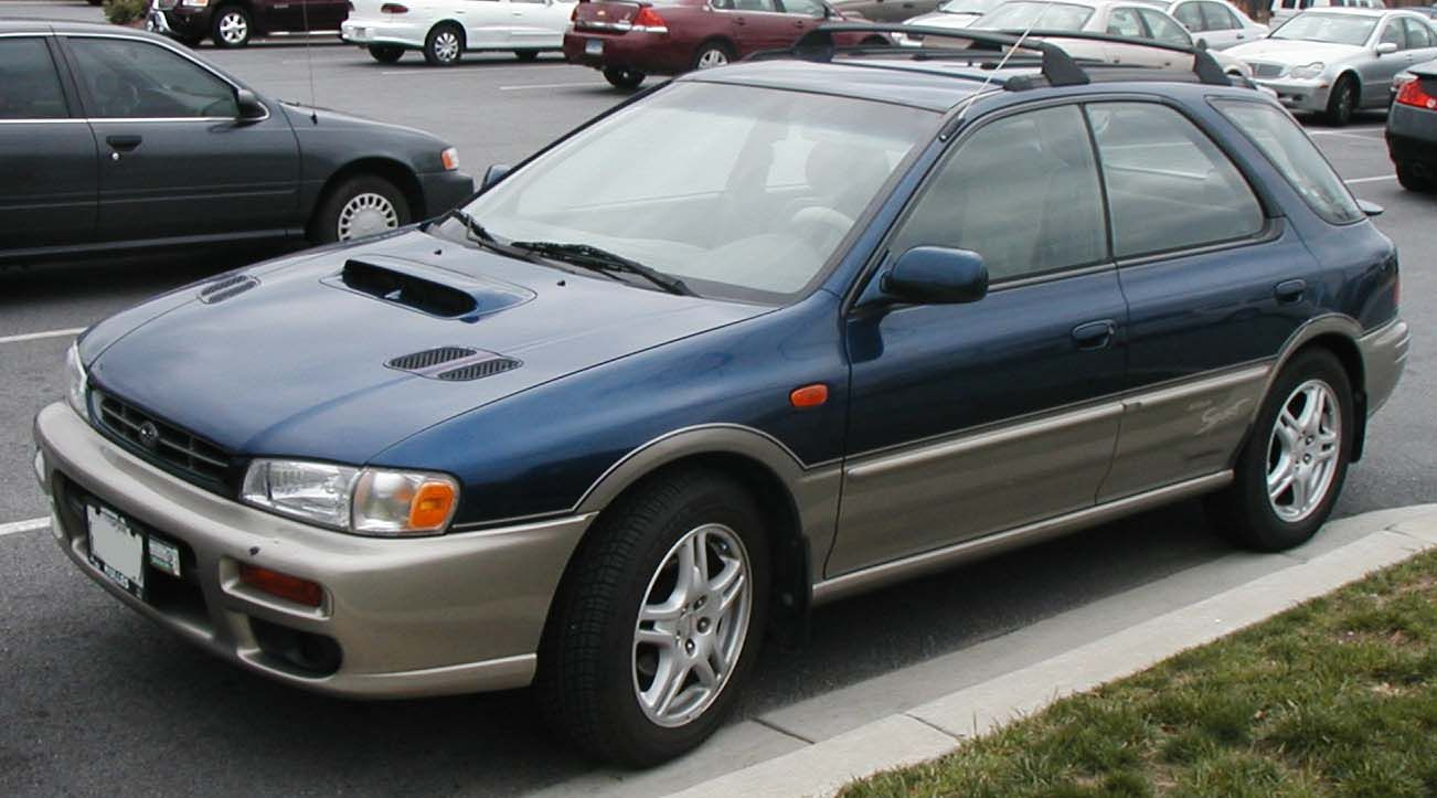 98 subaru impreza outback sport i enjoy all kind of sports. Black Bedroom Furniture Sets. Home Design Ideas