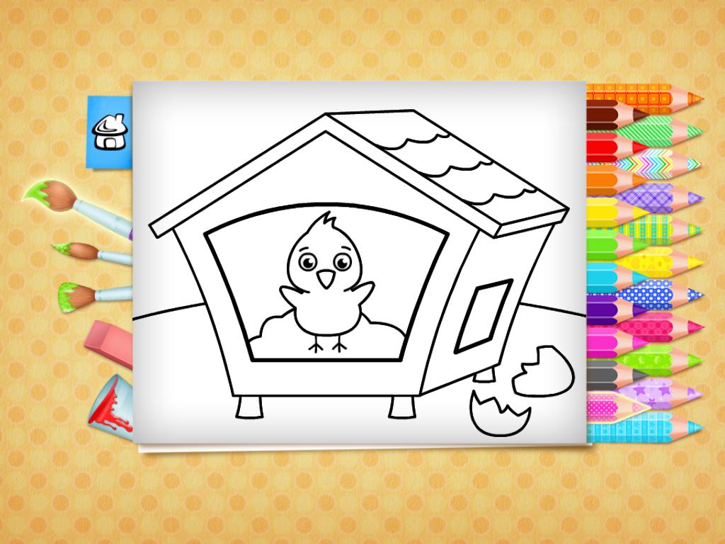 123 Kids Fun Coloring Book 123 Kids Fun Apps Coloring Books Preschool Kids Toddler Preschool