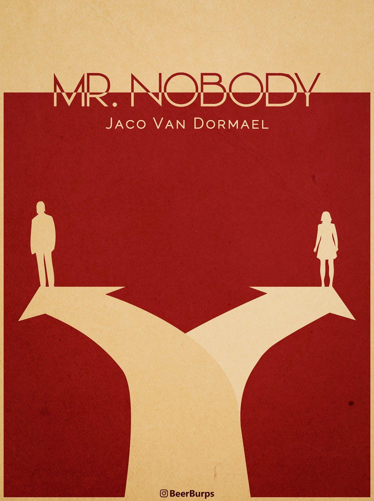 Mr.Nobody (2009) Minimalistic Movie Poster   Immagini