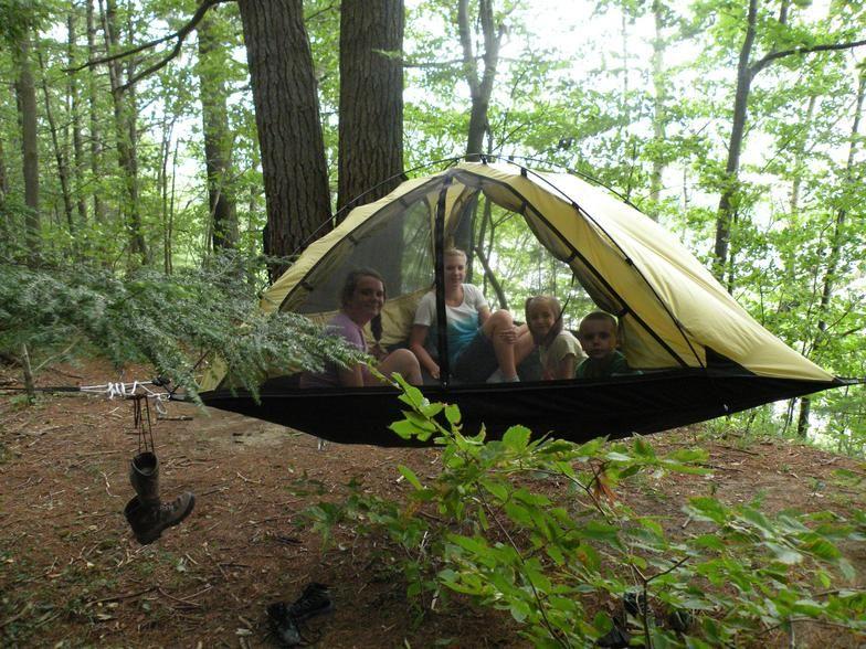 Treez Tree Tents u0026 C&ing Platforms & Treez Tree Tents u0026 Camping Platforms | outdoors/ camping | Tree tent ...