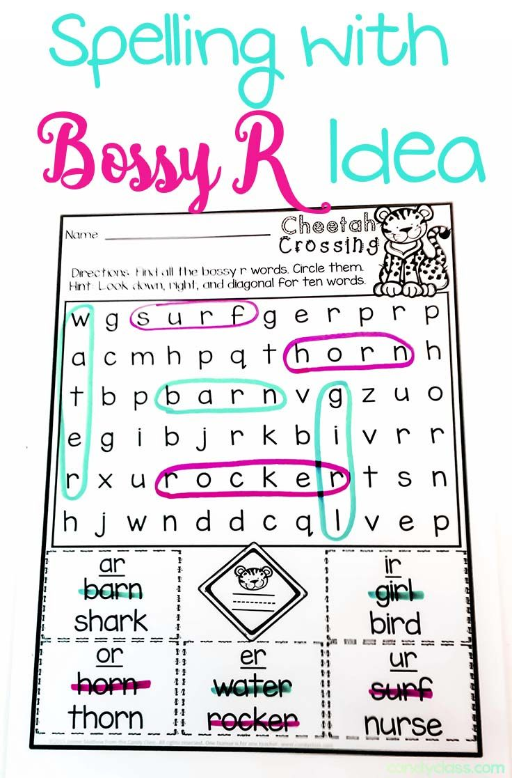 New 784 r controlled vowel worksheets for first grade the kootenays freebie in for