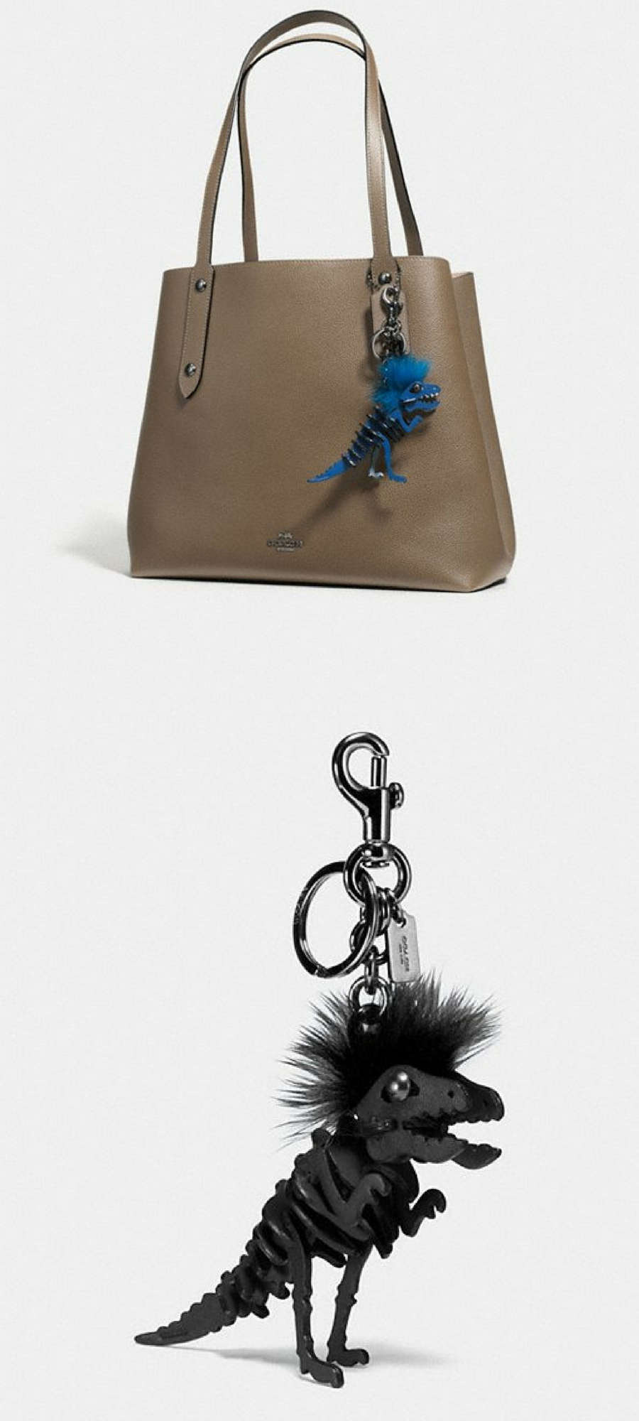 Coach Mohawk Rexy Bag Charm Handbags Charms