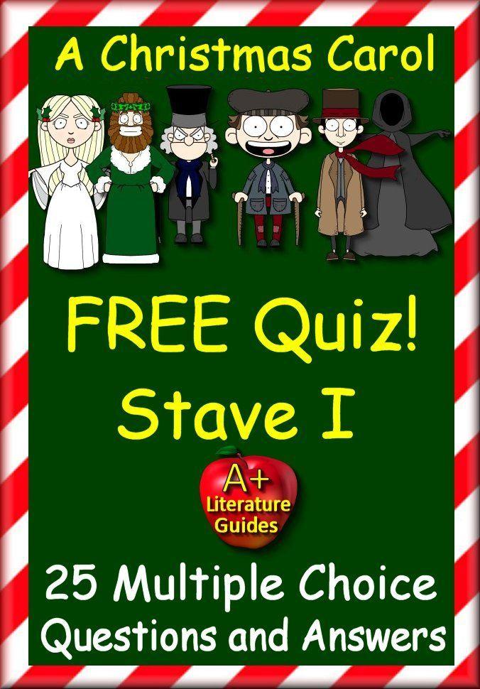 A Christmas Carol Novel Study Unit - PLUS A Christmas Carol Readers Theater Play   Christmas ...
