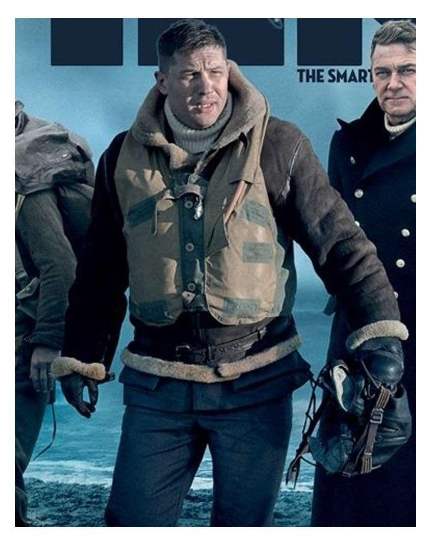 Rezultat Poshuku Zobrazhen Za Zapitom Tom Hardy Dunkirk Tom Hardy Jacket Shearling Jacket Fur Leather Jacket [ 1110 x 870 Pixel ]
