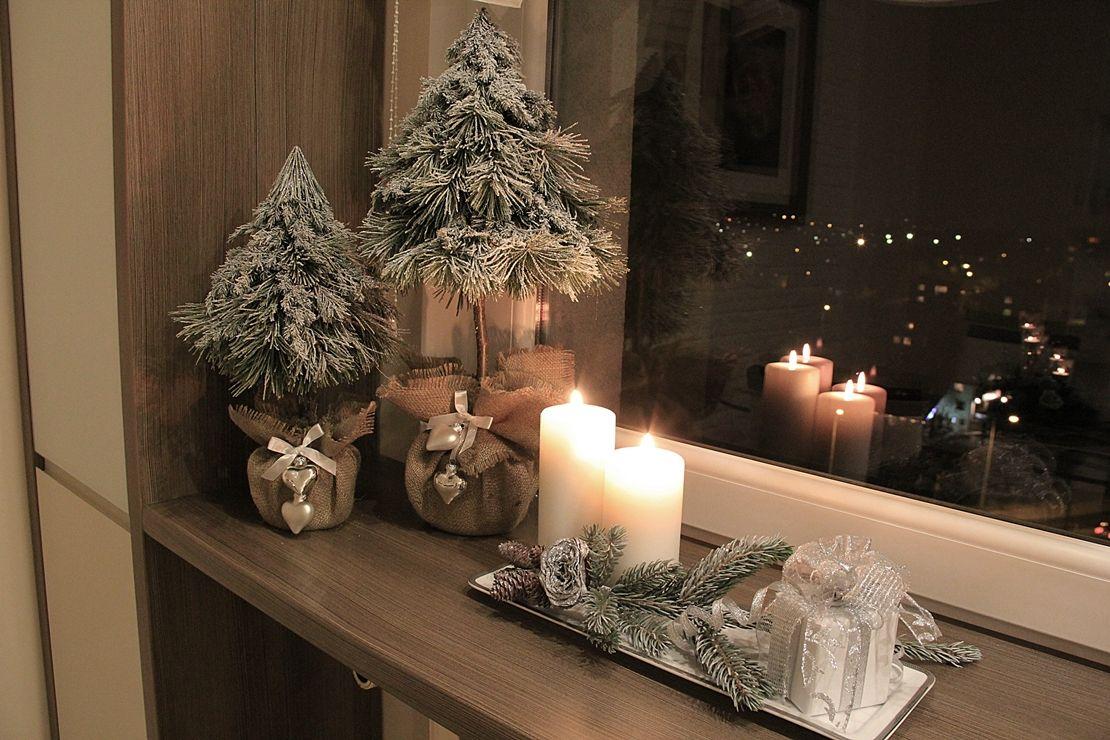 Aranzacja Okna Christmas Decorations Farmhouse Christmas Decor