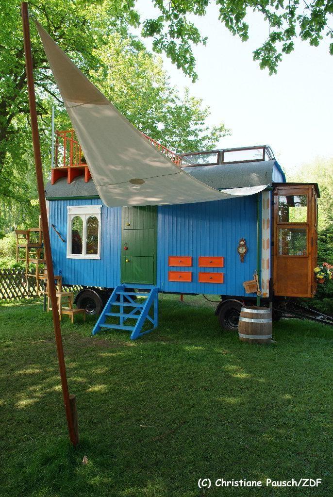 Bauwagen / Gartenhaus Tischlerei Camperworks Haus