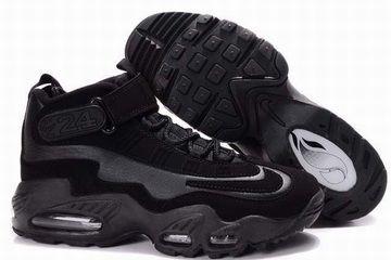 promo code 164b1 ebf48 king griffey max 1 all black men shoes
