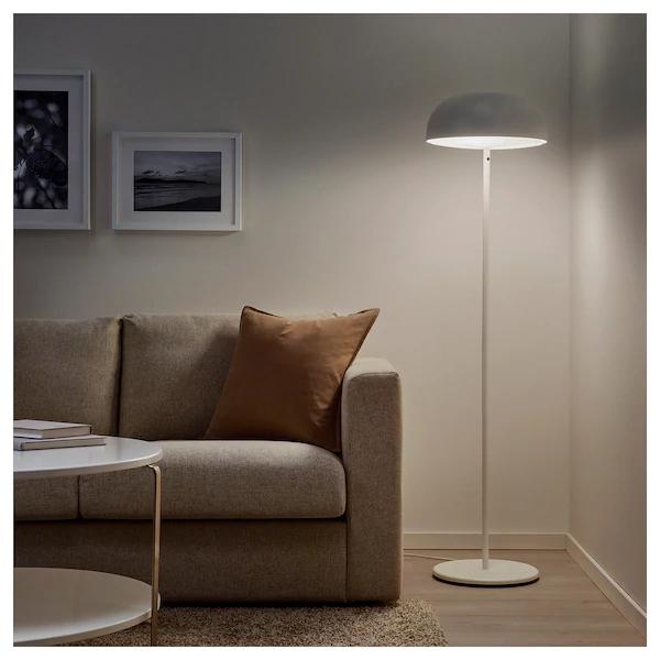 Nymane Floor Lamp White Ikea White Floor Lamp Ikea Floor Lamp Floor Lamp