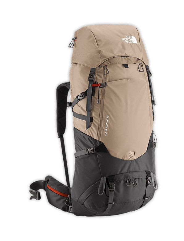 5655bfd1d61 The North Face Equipment Technical Packs CONNESS 70 PACK ...
