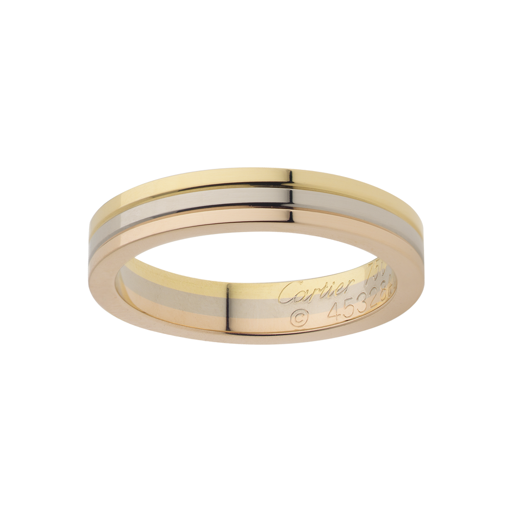 Trinity wedding band by cartier weddings pinterest cartier trinity wedding band by cartier junglespirit Choice Image