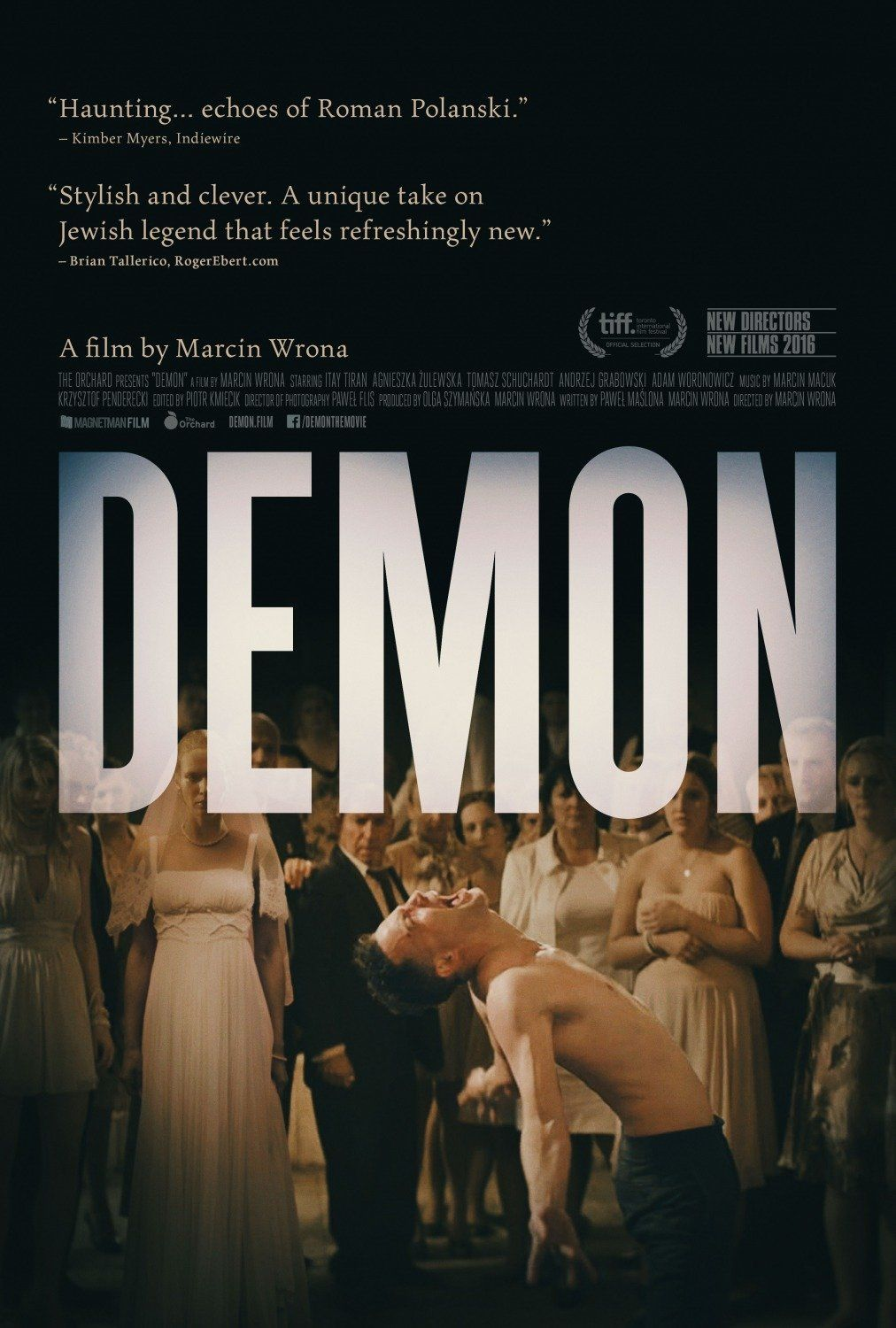 Demon (2015) Film Poster
