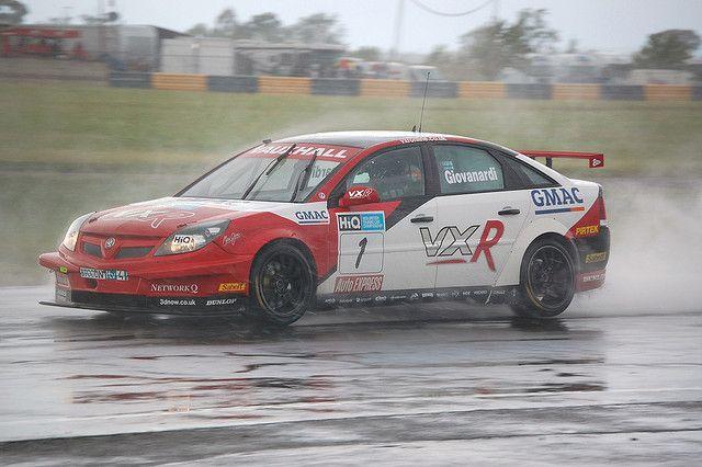 Vauxhall Vectra Btcc Vx Racing Btcc Racing Vauxhall