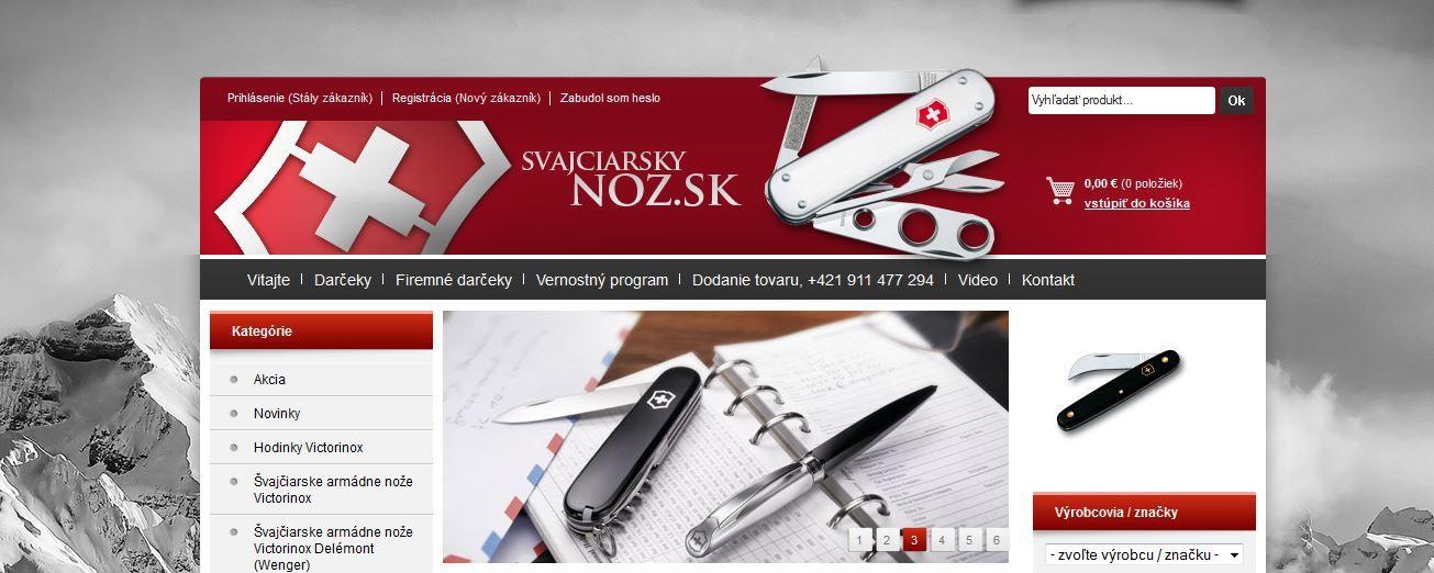 www.svajciarskynoz.sk