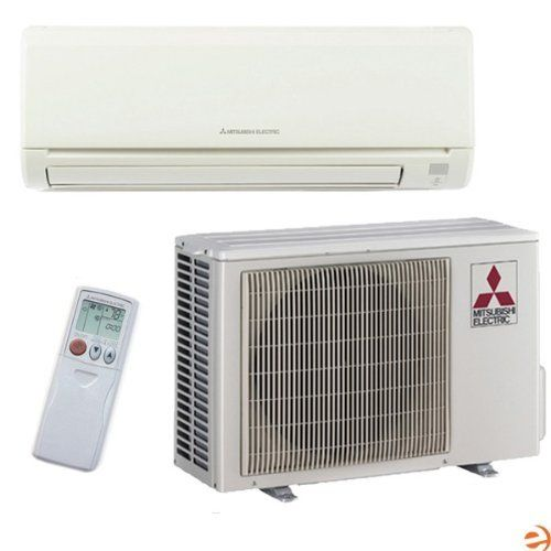 Mu A09wa Ms A09wa 1 Mr Slim Single Zone Mini Split Cooling Only Sy By Mitsubishi 1163 95 Mits Heat Pump System Ductless Heat Pump Air Conditioning System