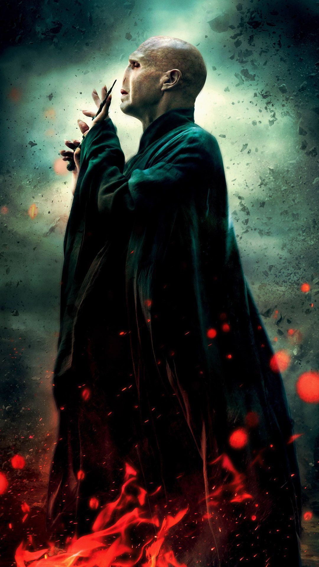 lord voldemort mobile wallpaper 8701 | harry potter!♡♡ | pinterest