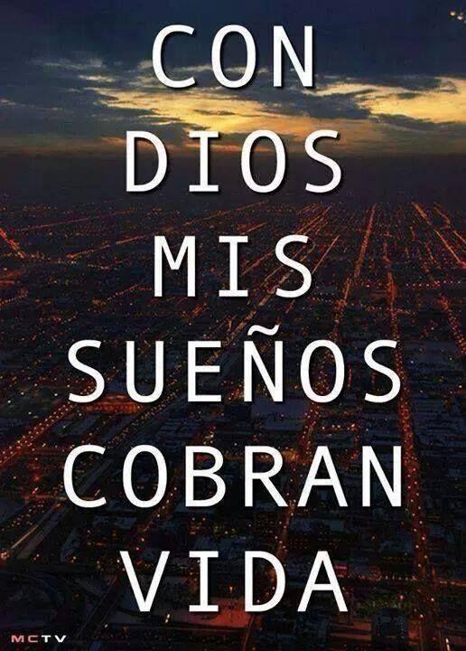 #Dios #sueños