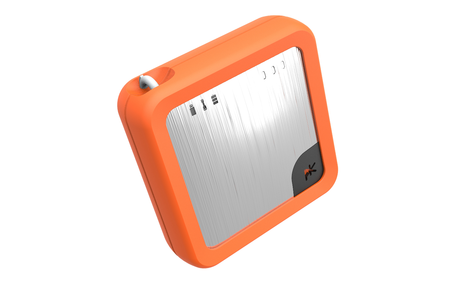 The Swiss Army Knife of phone tools, PK's K'isauve is a battery, SSD, cable in one