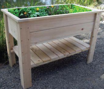 Delicieux Garden Design: Garden Design With Beautiful Diy Raised Garden Box .
