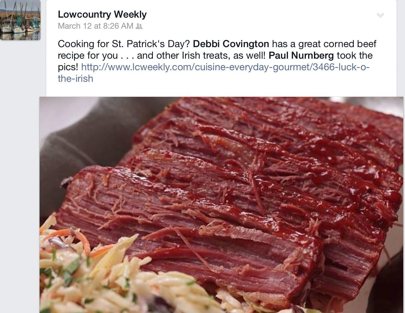 Everyday Gourmet - March 12, 2014 www.cateringbydebbicovington.com