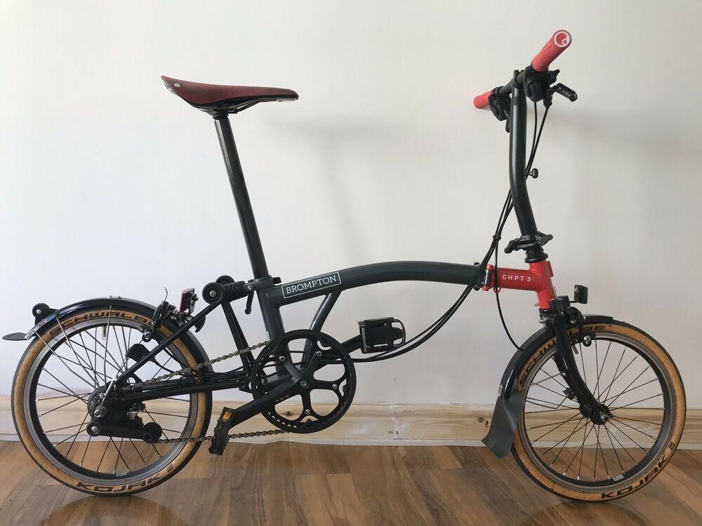 Brompton Electric Bike For Sale