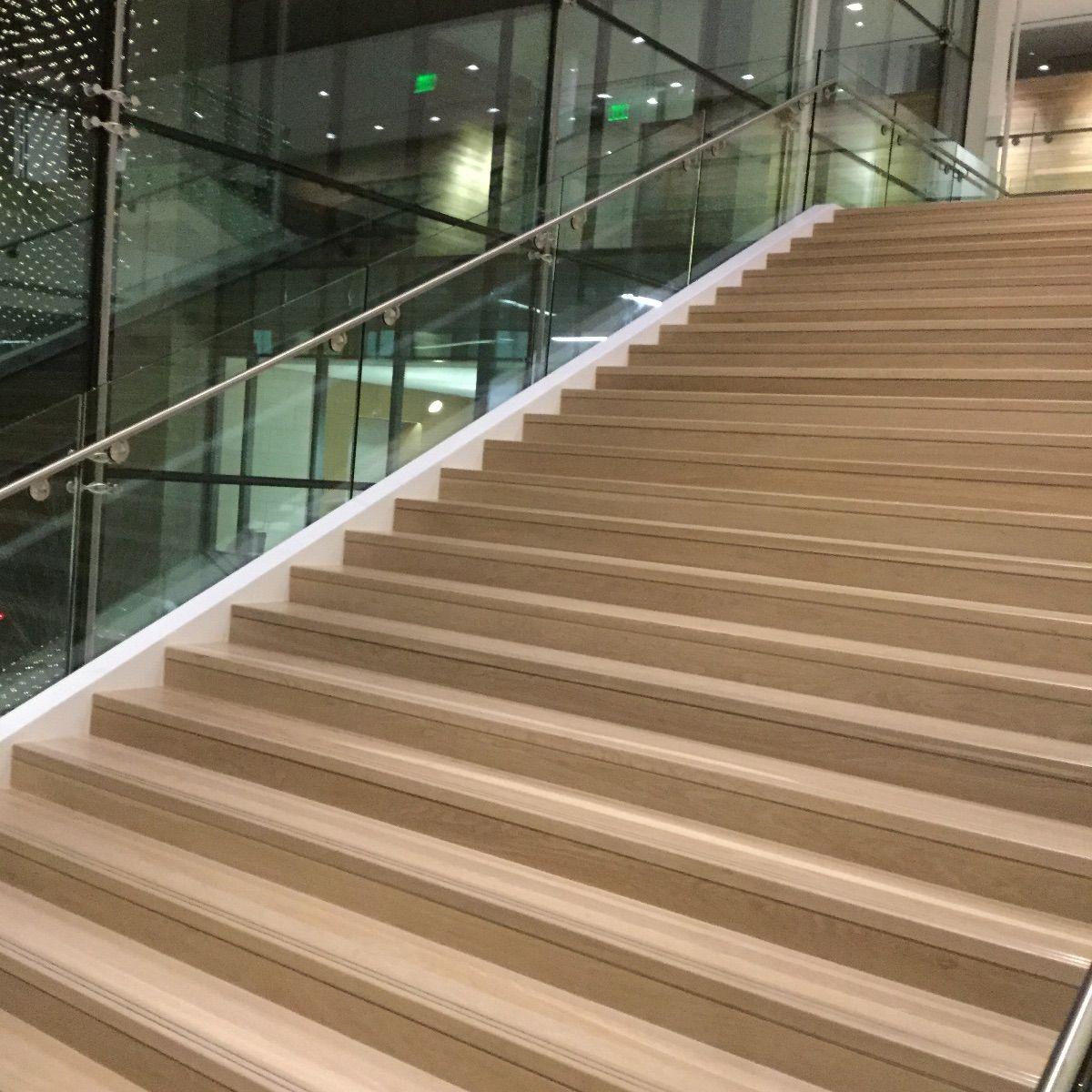 Best 12 Long Solid Oak Treads And Risers By Woodwright Dallas 400 x 300