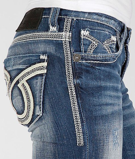 Big Star Vintage Sweet Boot Stretch Jean #buckle #fashion www ...