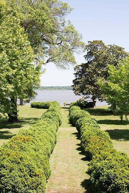 Photos Rappahannock River Retreat Garden And Gun Rappahannock