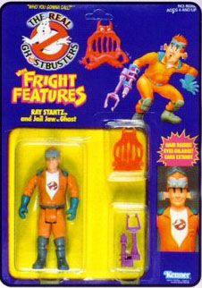 The Real Ghostbusters Action Figure Super Fright Features RAY