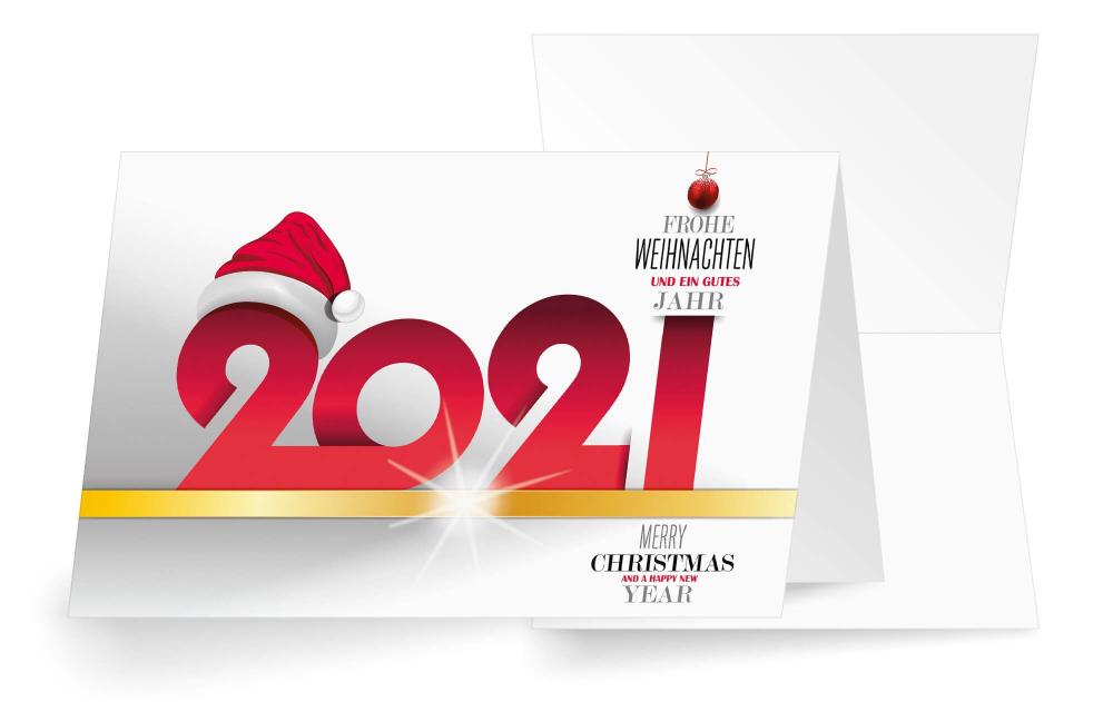 Weihnachtsgrüße 2021