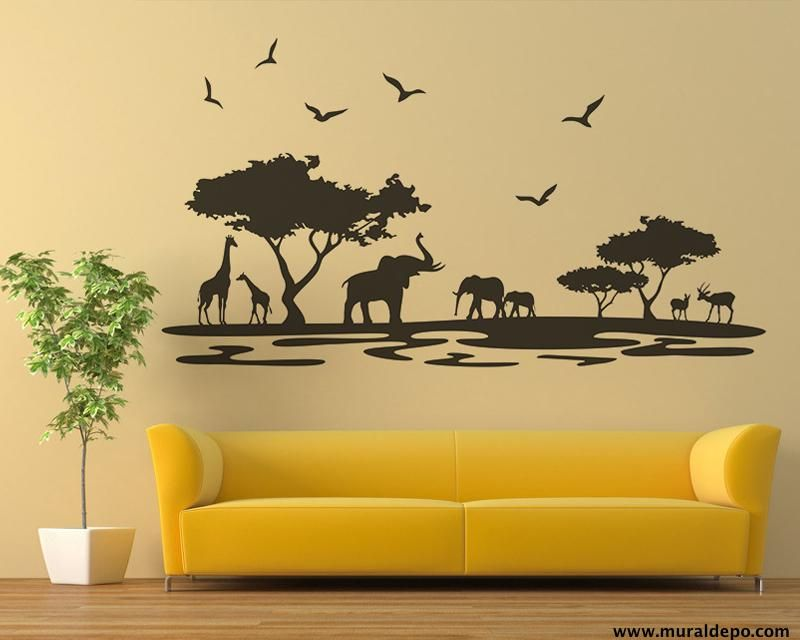 Attractive Easy Wall Paintings Image Collection - Art & Wall Decor ...