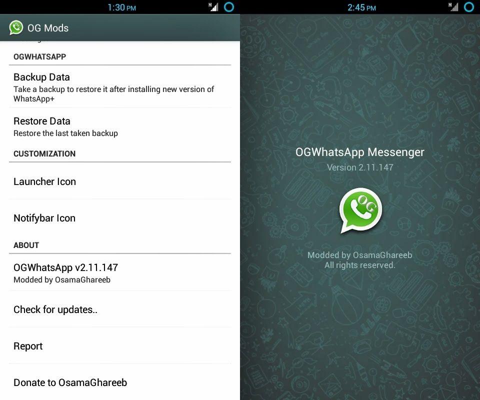Cara Instal Dua Aplikasi Whatsapp Dalam Satu Android Aplikasi Android