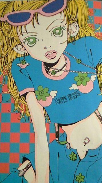 ご近所物語の画像 プリ画像 Ai Yazawa 矢沢あいアニメの女の子90