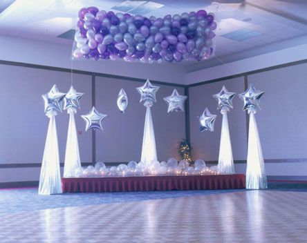 quincea241era balloon decor decoration delivery balloons