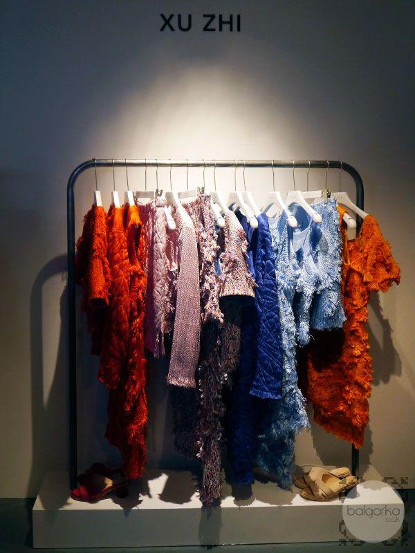 London Fashion Week Ss16 Designer Showrooms Xu Zhi Design London Fashion