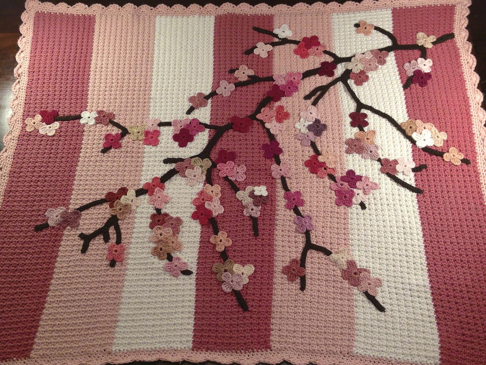 Tulip Baby Blanket Pattern By Rebecca Lueck Baby Blanket Crochet Crochet Knit Blanket Baby Blanket Pattern